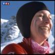 KARINE DUBOUCHET, RAPIDE COMME L'ECLAIR SUR SES SKIS